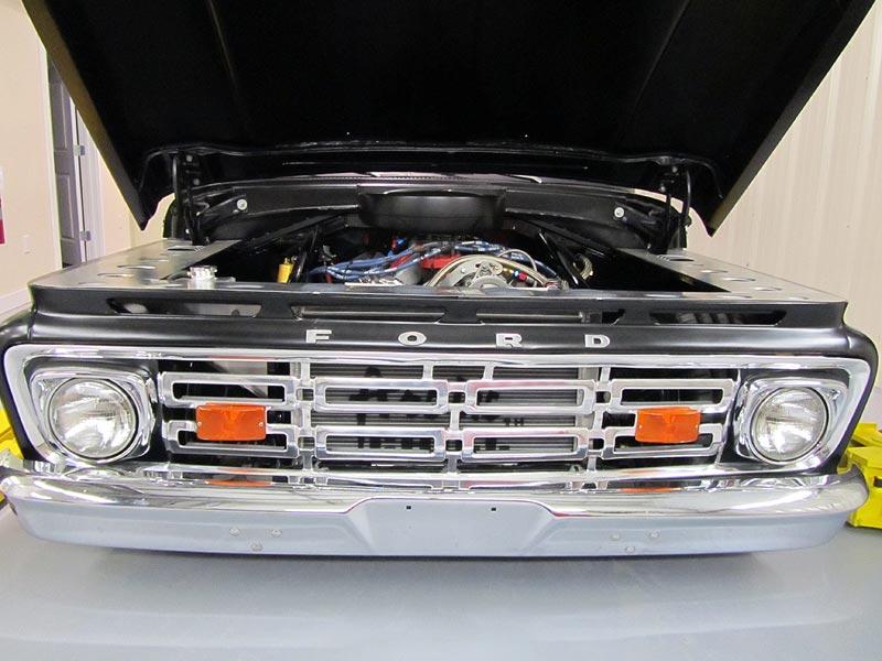 1961 Ford Pickup Truck F