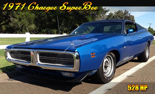 1971 Charger Super Bee