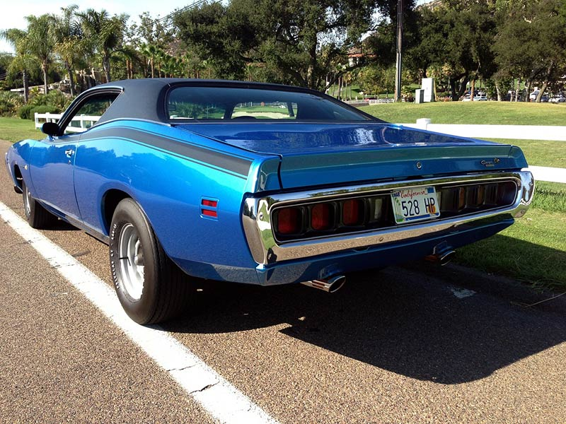 1971 Charger Superbee