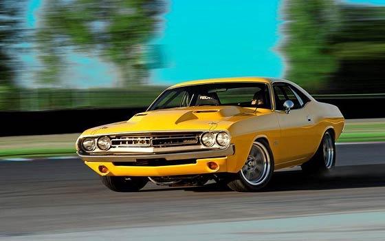 Speeddemons Com Hp Dodge Challenger Hemi T A